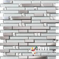 online get cheap metallic tile backsplash aliexpress com