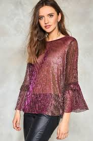 metallic blouse i was made for metallic blouse shop clothes at gal