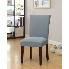 soften your home decor with these delicate parsons dining chair