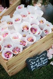 best 25 summer wedding favors best 25 petals wedding ideas on petal