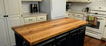 kitchen island tops for sale wood counter top the naturals coastal collage wood island