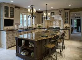 pastoral style white kitchen interior design download 3d house