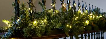 Banister Christmas Garland Christmas Garland For Stairs Xmasdirect Co Uk