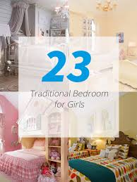 Traditional Bedrooms - 23 sweet traditional bedroom ideas for girls home design lover