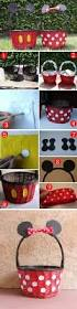 Easter Basket Decorating Ideas Pinterest by Best 25 Homemade Easter Baskets Ideas On Pinterest Easter