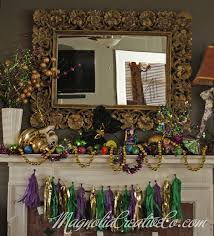 mardi gras home decor customer party mardi gras party the flair exchange the flair