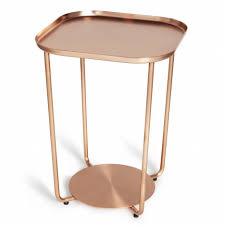Copper Top Dining Room Tables Coffee Tables Beautiful Brown Rectangle Industrial Copper Top