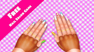 nail salon game android apps on google play