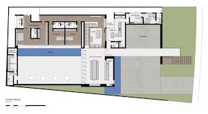 modern home layouts plan kitchen design layout floor archicad cad autocad drawing plan