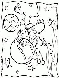 40 space coloring pages coloringstar
