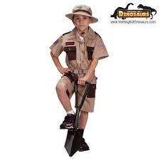 Halloween Jumpsuit Costumes Aeromax Junior Explorer Paleontologist Jumpsuit Costume