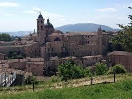 Urbino Italy Map by Albergo Italia Urbino Italy Booking Com