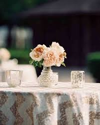 centerpieces for wedding reception 39 simple wedding centerpieces martha stewart weddings