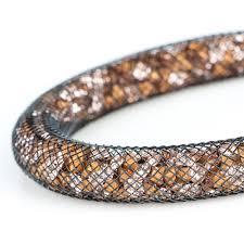 crystal mesh bracelet images By niya shanghai stars swarovski crystal fatty bracelet black jpg