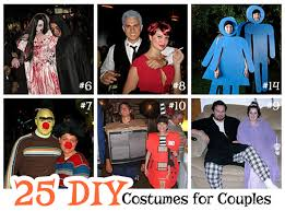 clever costumes for couples 25 diy costumes for couples newlywed survival