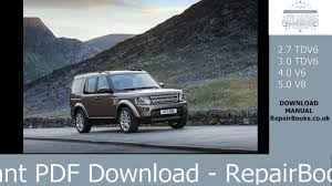 land rover lr3 discovery 3 service repair manual 2004 2008 100