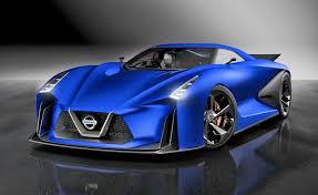 nissan supercar concept nissan concept 2020 vision gran turismo