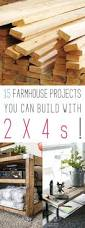 15 farmhouse projects you can build with 2x4s woods