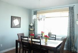 dining room drapery ideas light beige greige whitish was black