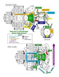 high school floor plans pdf woodbridge hs