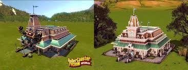 rollercoaster tycoon world production blog post 3 archive
