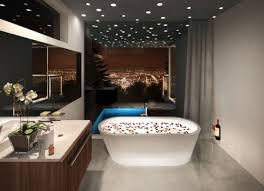 Bathroom Lighting Design Tips 11 Bathroom Ceiling Design Ideas With Best Lights Home Design Bee