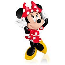 hallmark keepsake ornament disney minnie mouse