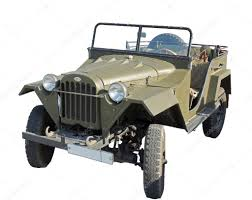 gaz 67 jeep soviétique gaz 67 isolé u2014 photo éditoriale 96681190