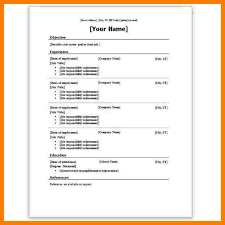 templates en word 2007 7 resume template word 2007 ledger review