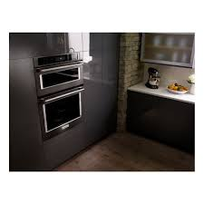 kitchenaid microwave hood fan koce500ebl kitchenaid 30 6 4 total cu ft microwave convection