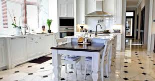 notable photos of gripping kitchen cabinets contrasting island