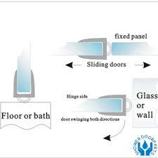 shower seal 3mm bubble