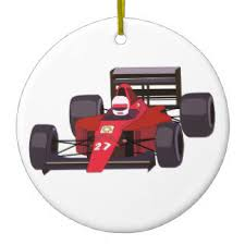 race car ornaments keepsake ornaments zazzle