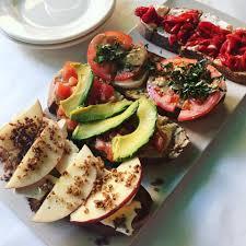 Hummus Mediterranean Kitchen San Mateo Denise Joyce September 2016