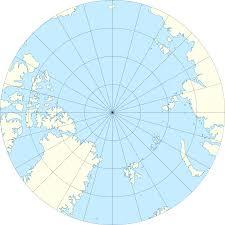 Arctic Ocean Map File Arctic Ocean Location Map 2 Svg Wikimedia Commons