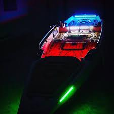motorized telescoping stern light 11 best kayak led lighting images on pinterest light fixtures