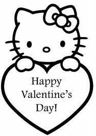 hello valentines day hello valentines day coloring page by hello hugs on