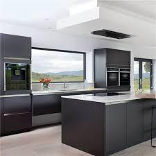 modern grey kitchen cabinets china customized modern gray kitchen cabinets manufacturers