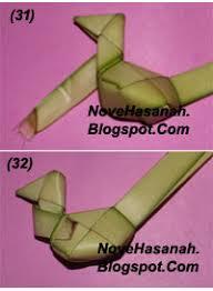cara membuat kerajinan tangan dari janur cara membuat ayam dari janur kelapa