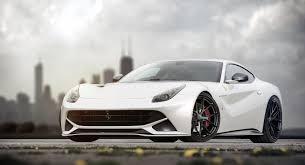 Ferrari F12 Matte Black - ferrari f12 berlinetta white 4282 jpg 3356 1825 automotive