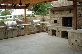 Outdoor Kitchen Pizza Oven Design Outdoor Kitchen With Pizza Oven Snaphaven