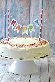 gluten free birthday cake gluten free happy birthday cake fork and beans