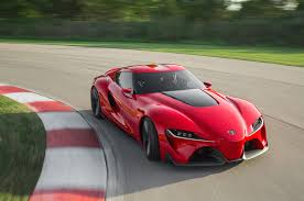 Ft 1 Toyota Price Toyota Chief Engineer Wants Supra Name For Joint Sports Car