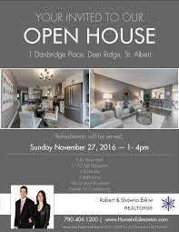 open house at 1 danbridge place st albert november 27 2016 1 4 pm