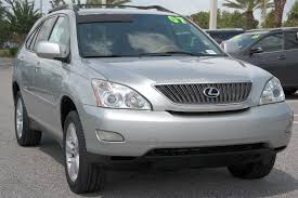 reviews on 2007 lexus rx 350 used 2007 lexus rx 350 4dr fwd for sale orlando fl 7710451a