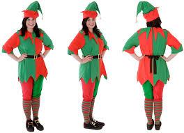 Elf Halloween Costumes Santa U0026 Elf Costume Hire Grottos