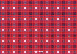 blue red flannel pattern background download free vector art