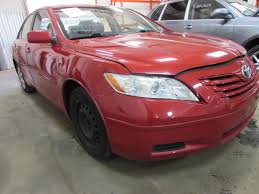 2007 toyota parts parting out 2007 toyota camry stock 150339 tom s foreign