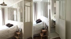 diviser une chambre en deux partager une chambre en deux separer une en deux avec un mur