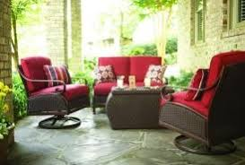 Martha Stewart Living Patio Furniture Cushions Living Cedar Island Cushions Patio Furniture Cushions